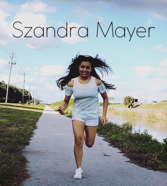 Szandra Mayer - music blog submission