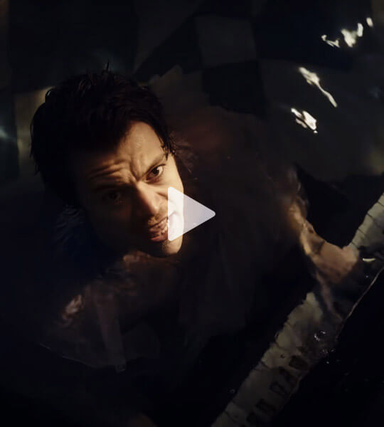 Harry Styles - Falling (Official Video)- music video